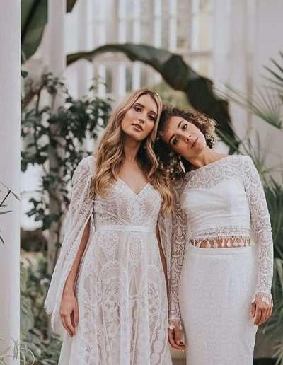 Rebel Rock Bridalwear - wedding dresses in Hereford - Shikoba Bridal