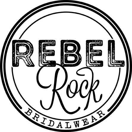 Rebel Rock bridal wear